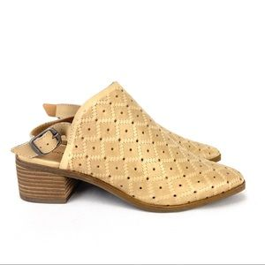 Luck Brand Sling Back Shoe